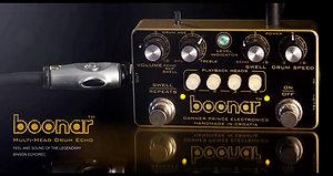 Dawner Prince Electronics - Boonar multi-head drum echo