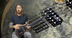 【 Skervesen Guitars 】Swan 6 Metal Demo by Ola Englund
