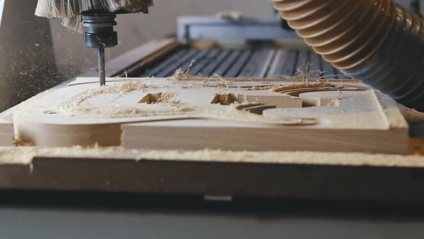 Skervesen Guitars​: Inside The Factory