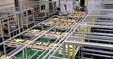 자동화 컨베이어 물류 라인-자동 검사기 ( Conveyor line)