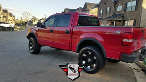 2004 ford f150 Fx4 stage 3