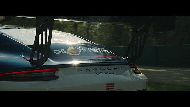 Q8 Porsche TV Commercial