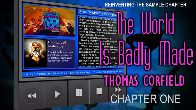 The World Is Badly Made Sample Chapters