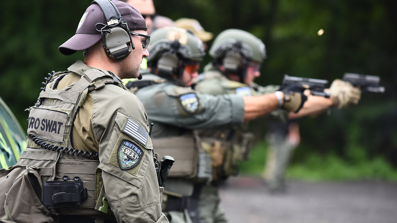 CT SWAT CHALLENGE VIDEOS