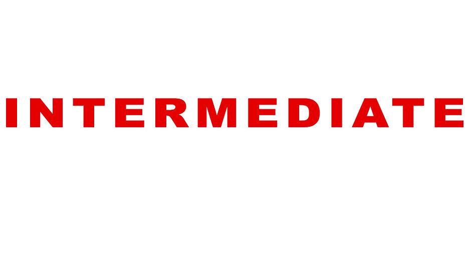 Intermediate On Demand  Videos