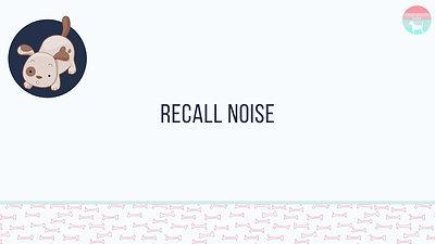 Recall Noise