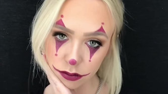 Easy Halloween Look with @emberjohnson