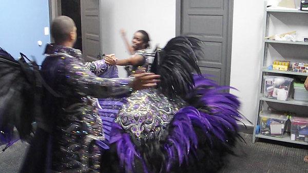 Modelagem de Figurinos de Carnaval