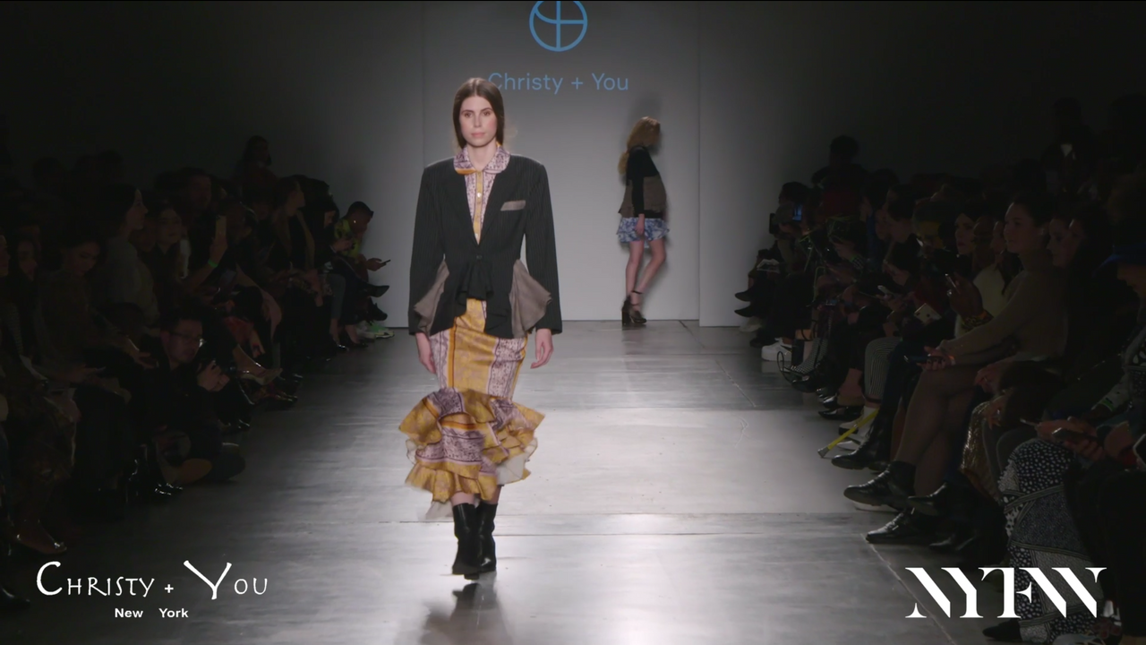 Christy + You Superpower F/W 2020