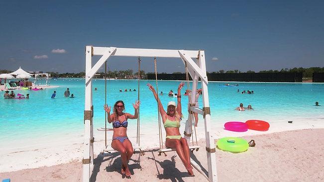 Summer Lagoonfest Pop-up Beach Experience