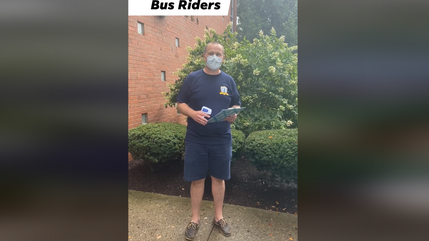 Bus Rider- What will happen when I come back to school?