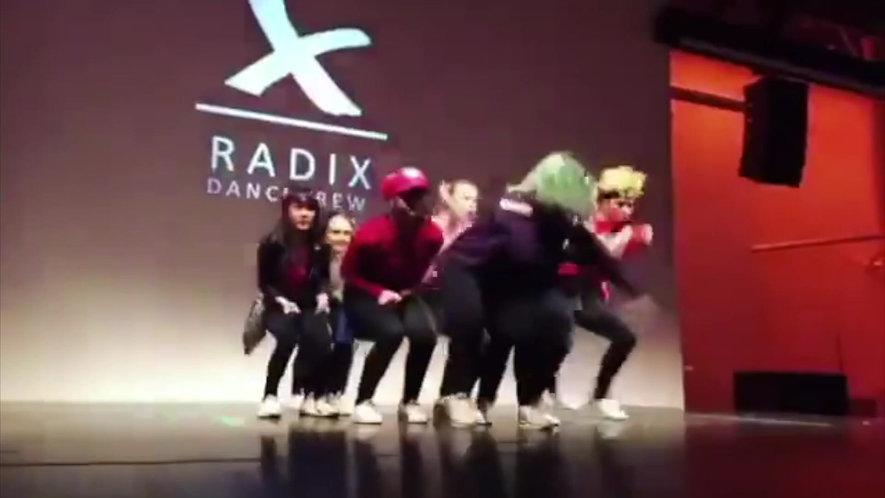 Radix Showreel
