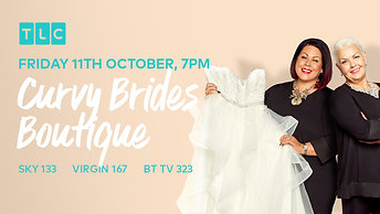 Curvy Brides Boutique, TLC