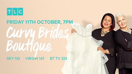 Curvy Brides Boutique, TLC