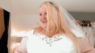 My Big Beautiful Wedding Dress, BBC One