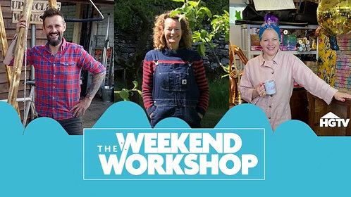The Weekend Workshop, HGTV