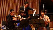 10_20 Winnie Yang trio Ballade - played by Pianist Tzuyi Chen, Violinst Max Tan, Cellist Julia Kang