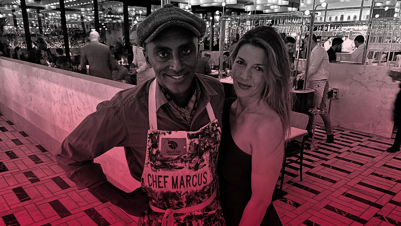 Chef Marcus Samuelsson