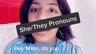 She/They Pronouns
