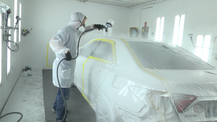 Automobile Refinishing