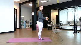 2/9/21 LIVESTREAM ALIGN Barre with Gwen