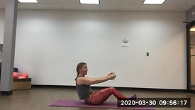 3.30.20 LIVESTREAM Pilates Mat with Tara