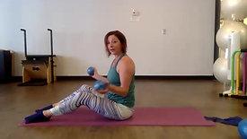 6.20.20 Pilates Mat with Mindy