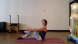 6.25.20 LIVESTREAM Pilates Mat with Mindy
