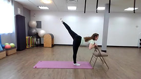 6/15/21 LIVESTREAM ALIGN Barre with Gwen