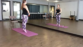 9.8.20 LIVESTREAM Align Barre with Gwen