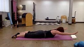 8.13.20 LIVESTREAM Pilates Mat with Mindy