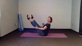 9.10.20 LIVESTREAM Pilates Mat with Mindy