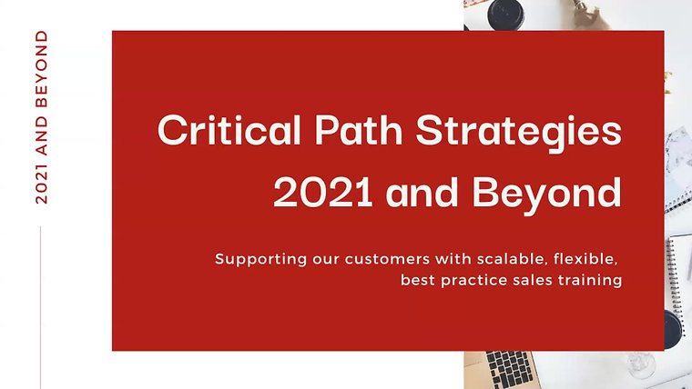 CPS 2021 and Beyond