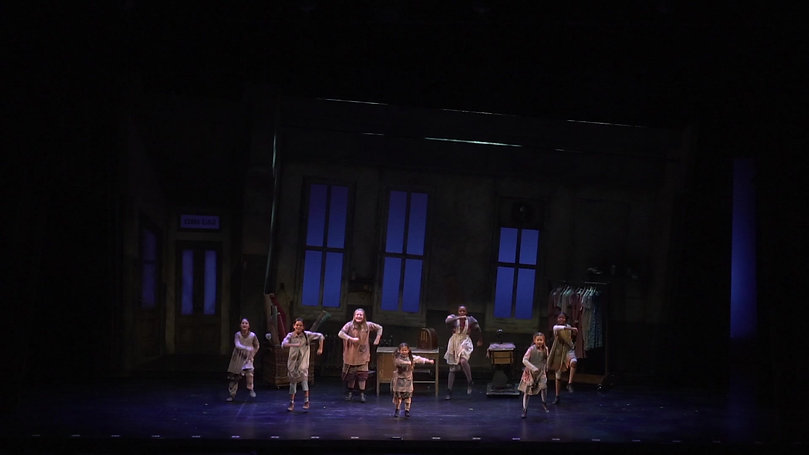 North Carolina Theatre - Annie The Musical