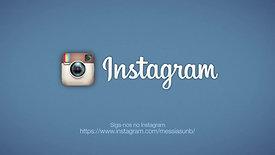 Instagram do Messias