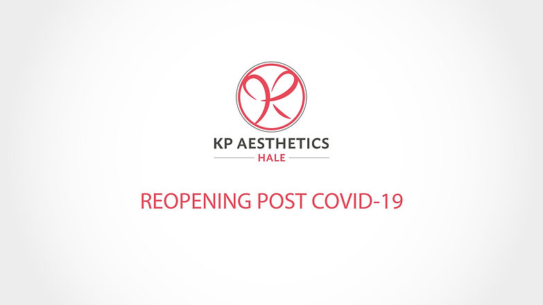 Clinic Re-opening Post COVID