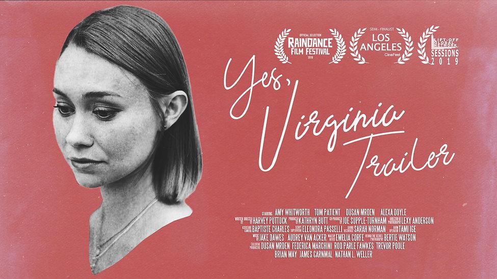 Yes, Virginia - Trailer
