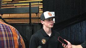 WATCH: JHS Baseball Standout Brennan Payne 11.11.2020