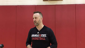 WATCH: AStateMB Head Coach Mike Balado 11.12.2020