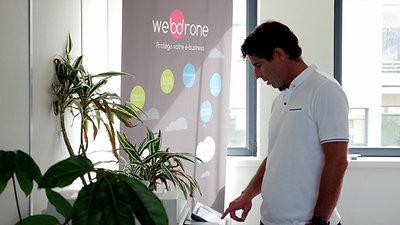 Webdrone