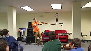 Musican teaches the art of beatboxing at Lansdowne Public Library