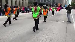 Houston Dance Tsunami at 41st MLK Parade Under Direction of Stacy J Video 5