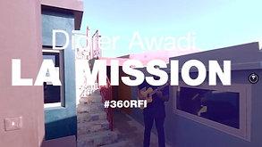 "Didier Awadi interprète ""La Mission"""