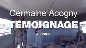 """Germaine Acogny """"Témoignage"""""""
