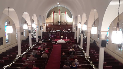 Reformed Church of Saugerties Worship Services