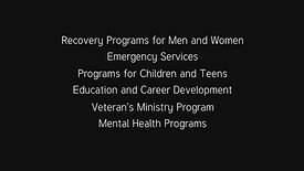 Thank you Boise Rescue Mission and Debt Reduction Services