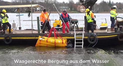 Seerettung, Bergung für die Berufsschifffahrt