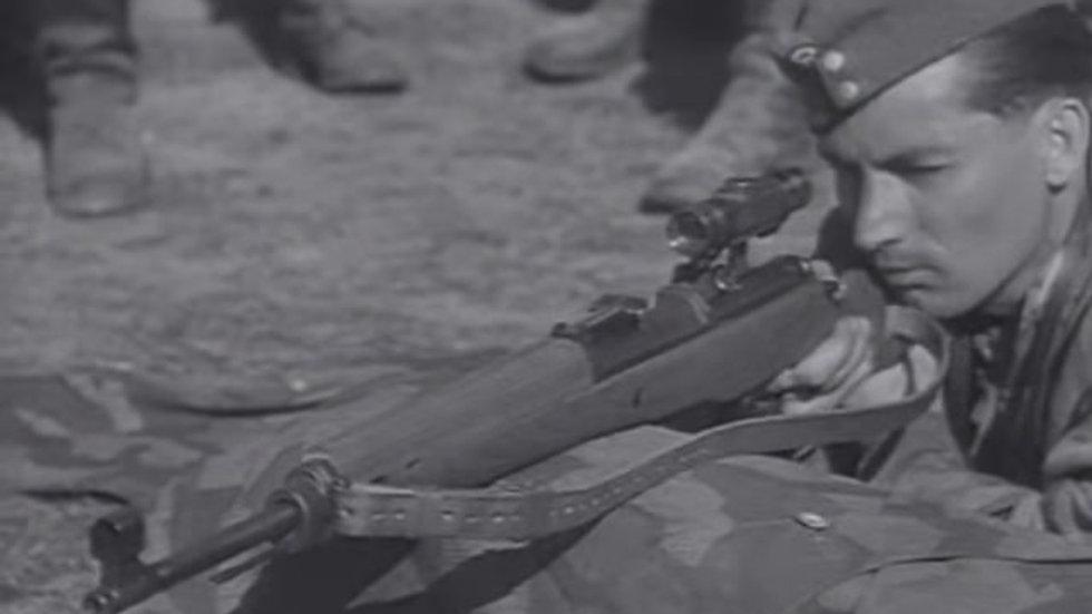 Scharfschützen, francotiradores alemanes