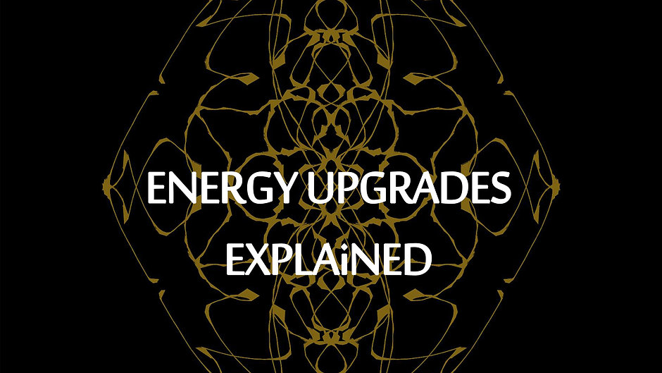 Energy Upgrades