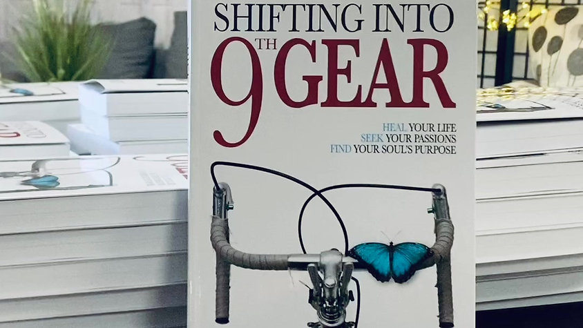 Book Signing by Author Mariel Maloney: Shifting Into 9th Gear